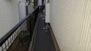 最新施工 隙間【ドライテック】のご紹介♪