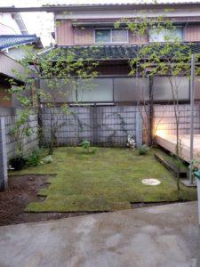 最新施工【お庭工事】のご紹介♪